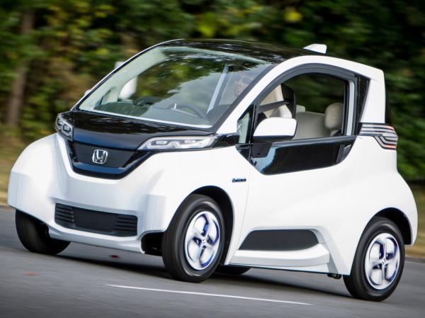 Honda представила электромобиль
